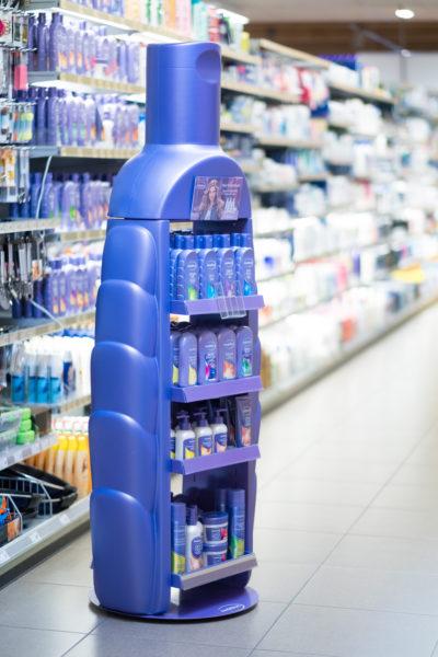 Vloerdisplay_Andrelon_Unilever_vacuumvormen