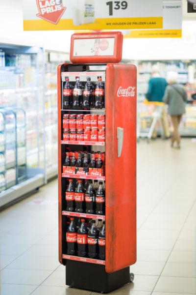 Winkel_vloer_display_Coca_Cola
