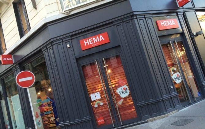 Hema NL en international
