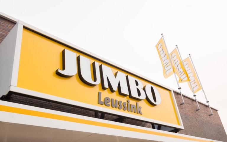 Naambord_buitenreclame_Jumbo_supermarkten