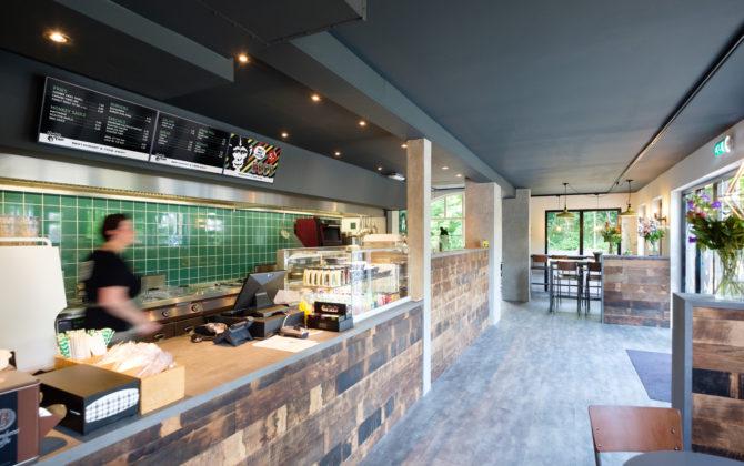 MonkeyFoods - Take away & restaurants