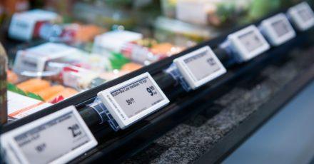 Elektronische Schap Labels (ESL)